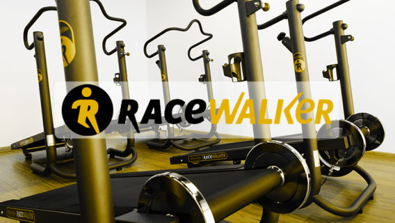 Race Walker se Zuzkou