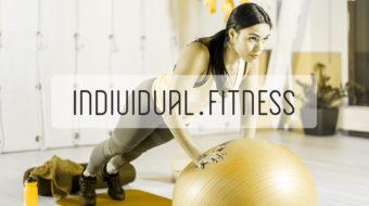 Bodyweight training with Iveta