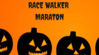 Halloween Race Walker maraton