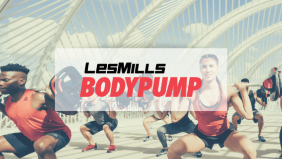 Body Pump with Barbora