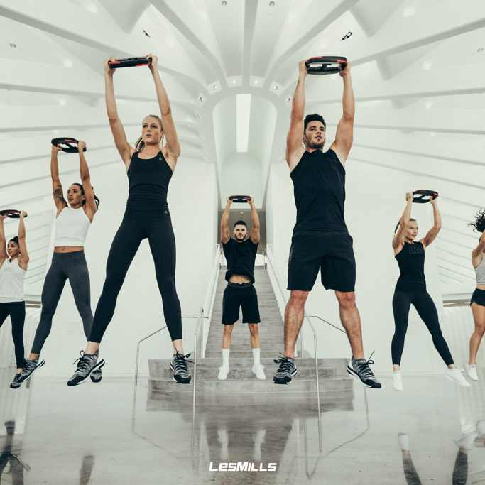 AUGUST 2018 LES MILLS GRIT CARDIO BRAND IMAGE