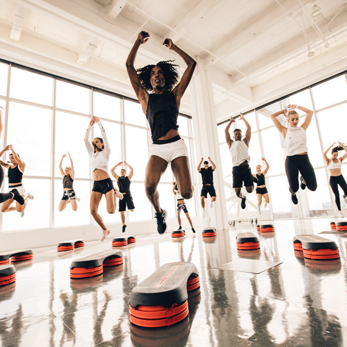 LES MILLS GRIT PLYO BRAND IMAGE SS18