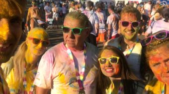 Come with us on Rainbow Run!