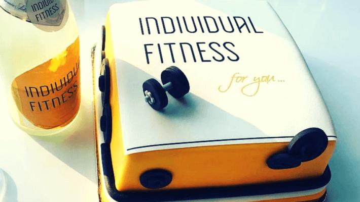 2. narozeniny Individual.Fitness
