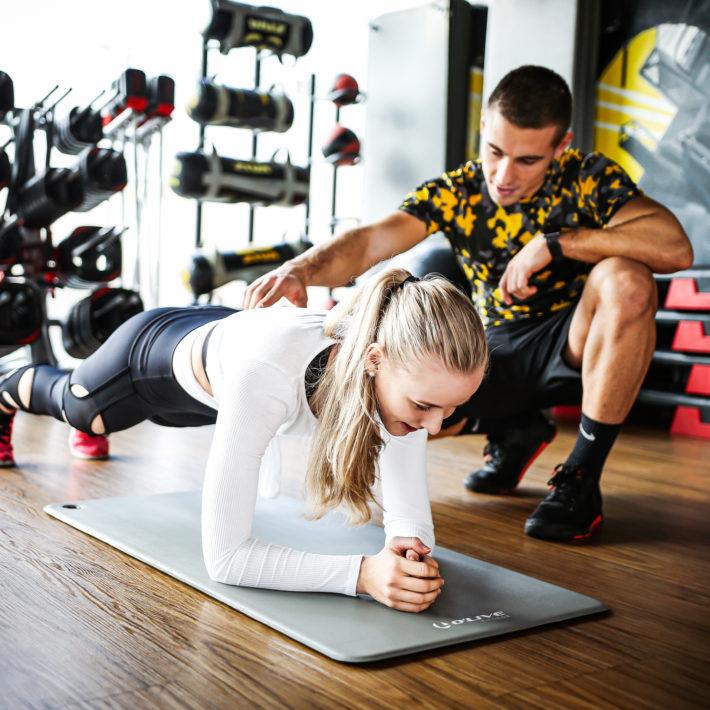 Fitness Challenge s Moravskoslezským deníkem